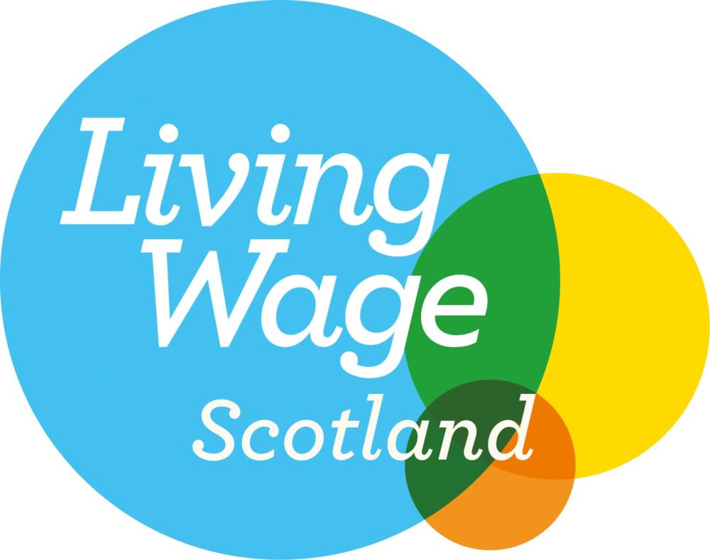 Living Wage Scotland Logo